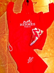 Image of HERMES SWEAT SUIT