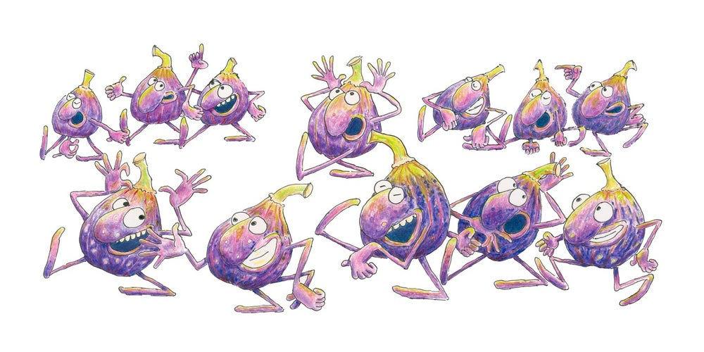Image of A Scene From The Great Fig Migration