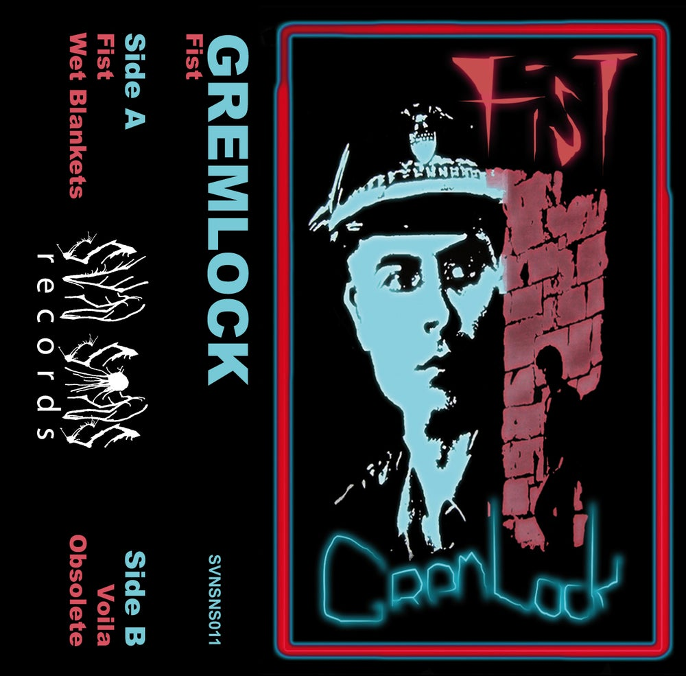 """Image of GREMLOCK - """"Fist"""" - Tape EP"""