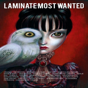 Image of LAMINATE Most Wanted x Benjamin Lacombe