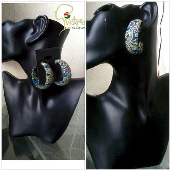 Image of Vekras Small Sized hoop earrings