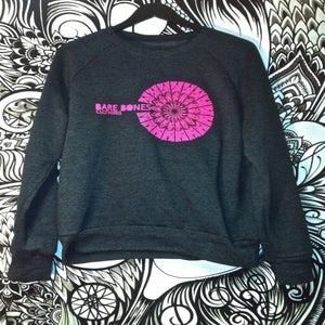 Image of Bare Bones Logo Sweater