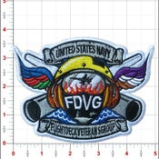 Image of 100 % Embroidery Group Patch