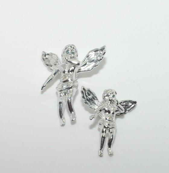 Image of Micro & Nano Blue Eyes Baby Angel Bundle