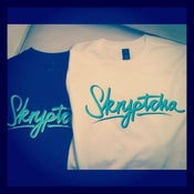 Image of Skryptcha 'Mindful' Logo T-Shirt (White)