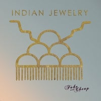"""Image of INDIAN JEWELRY - """"Fake and Cheap"""" LP"""