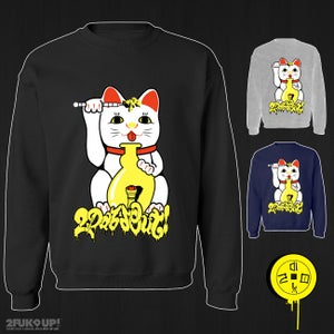 Image of 2DO! Dabcat Hoodie & Crewneck Sweaters