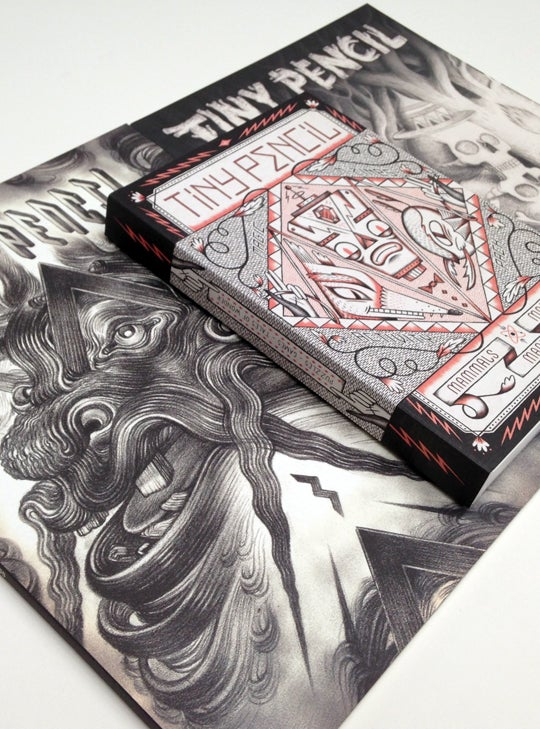 Image of Tiny Pencil 2013 Bundle! (SOLD OUT - SORRY!)