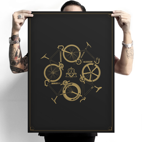 Image of Geometry Poster
