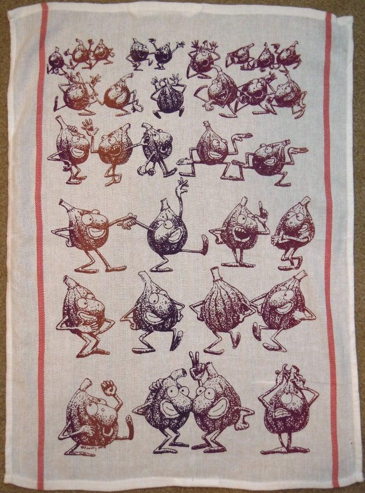 Image of Fig Tea Towel