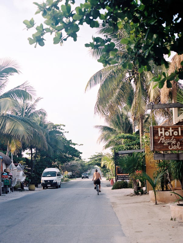 Image of Streets of Tulum