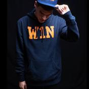 Image of W1N Hoodie - Navy