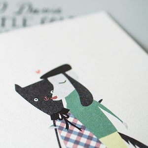 Image of Romantic Greeting Card