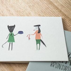 Image of Pet Sympathy Greeting Card