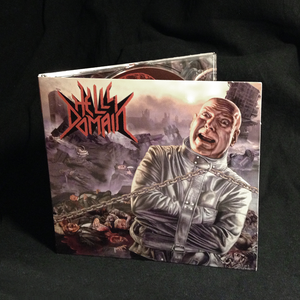 "Image of Hell's Domain ""Hell's Domain"" Digipack Cd"