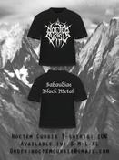 Image of TS (Polyesther) Noctem Cursis - Sabaudiae Black Metal