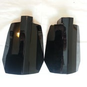 Image of Stainless Steel Coffin Cut Hand Guards