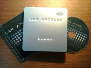 Image of San Angelus - Soon We'll All Be Ghosts - Limited edition DELUXE CD