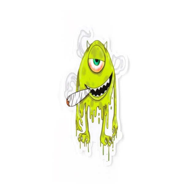 Image of Mike WAXowski Sticker