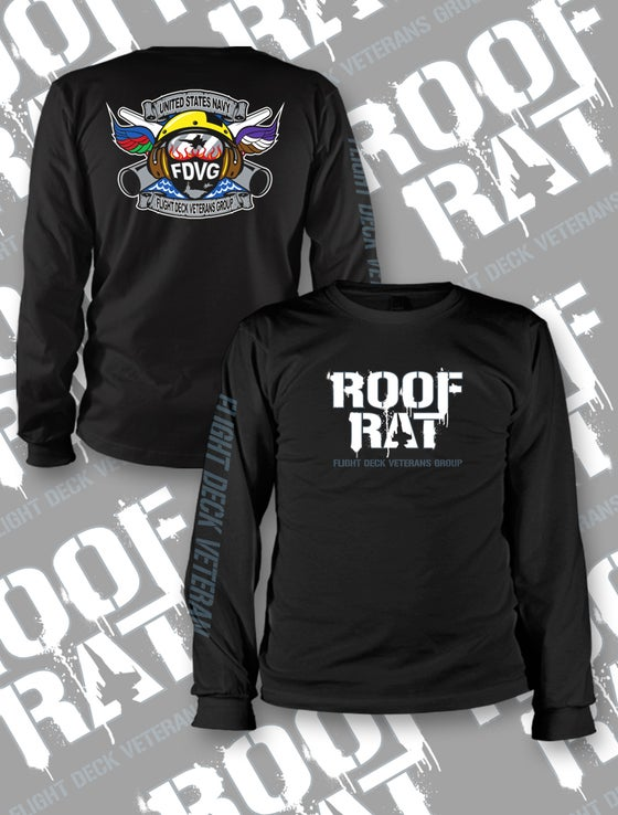 Image of Roof Rat Long-Sleeve