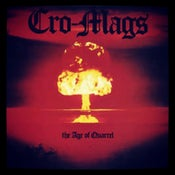 "Image of Cro-Mags ""The Age Of Quarrel"" 180 gram 12"""