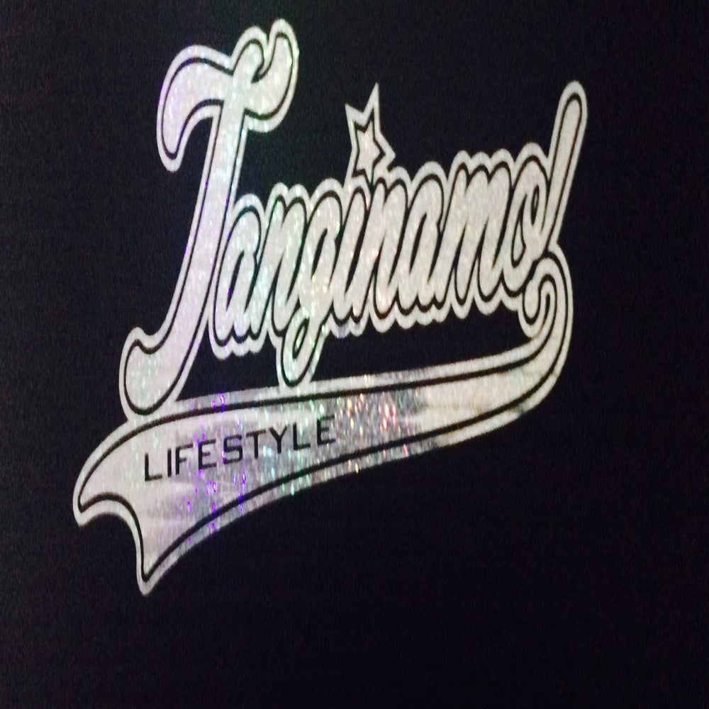 Image of TANGINAMO V2 3D glitter decal