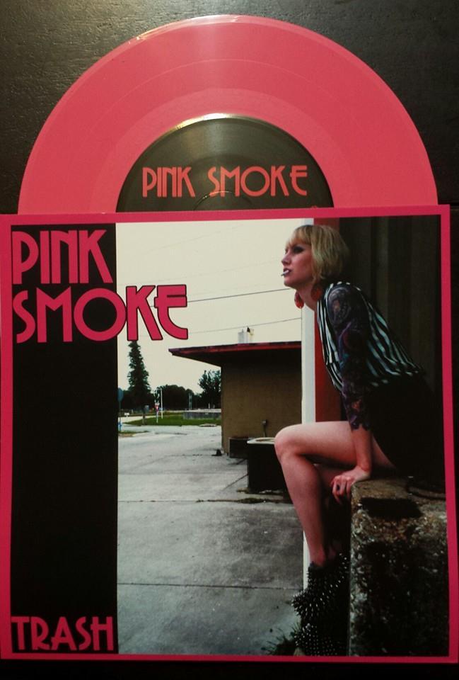 Image of Pink Smoke