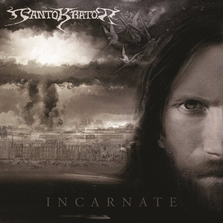 "Image of PANTOKRATOR - ""INCARNATE"" CD *Not available in Australia & Europe"