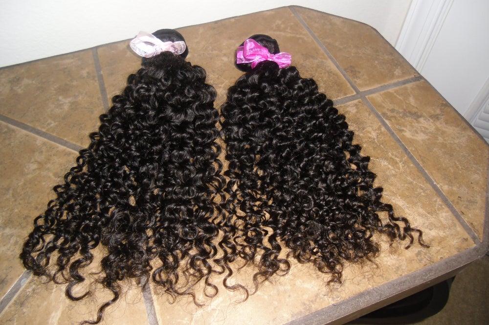 Image of Virgin Peruvian Curly
