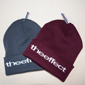Image of 'The Effect' Beanies