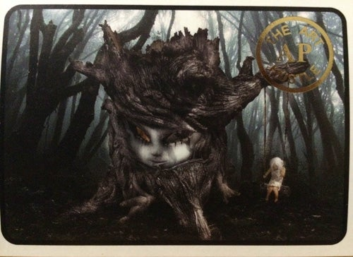 Image of Art Hustle 3 AP Art Card