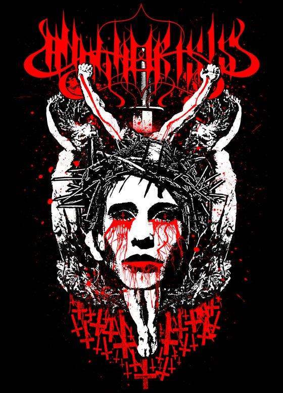 Image of Death Mask Shirt