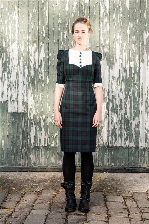 Image of Tartan Dress