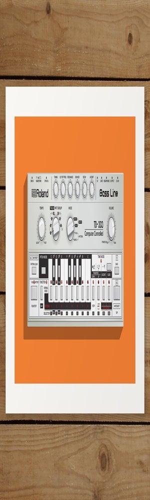 Image of TB-303 Giclée Print