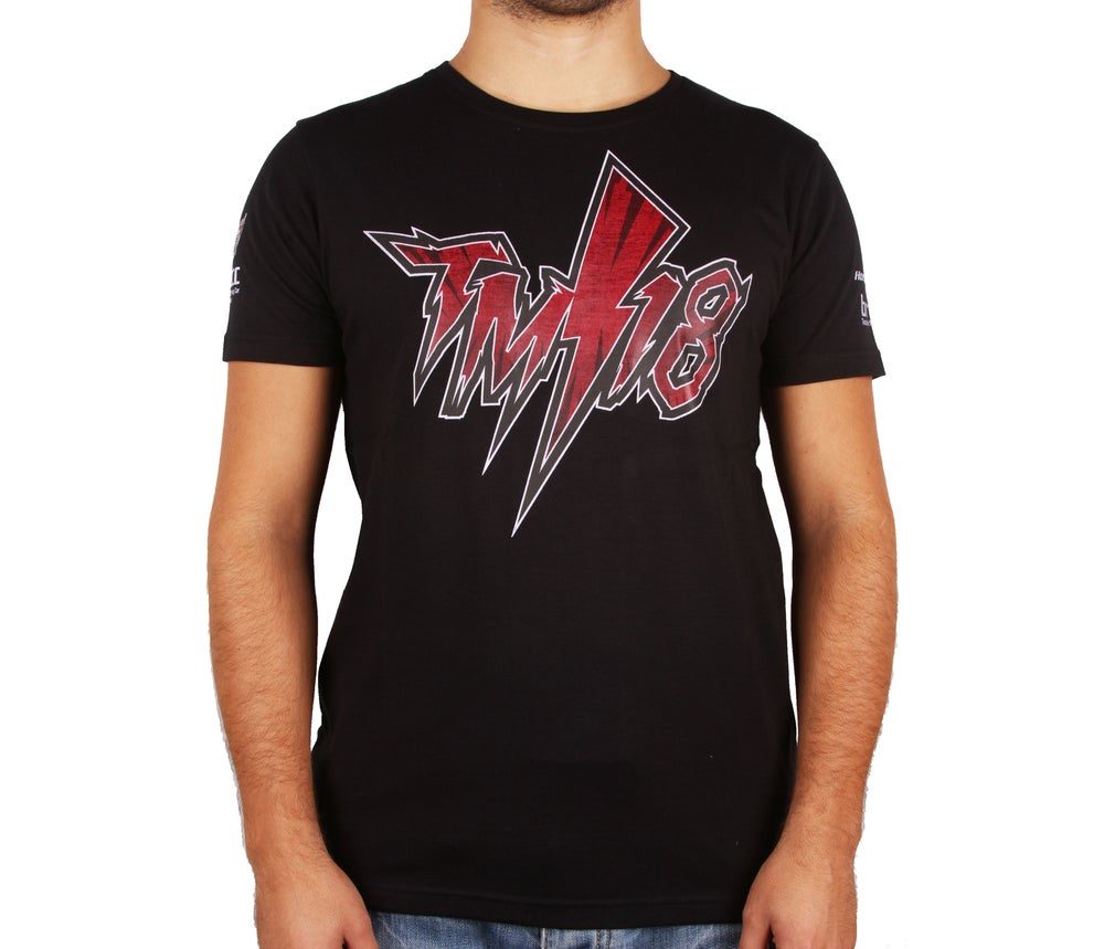 "Image of Tiago Monteiro Men´s ""TM18""  T-Shirt"