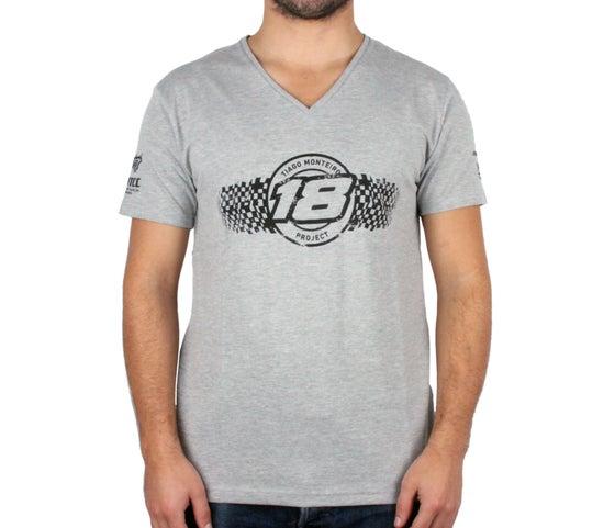"Image of Tiago Monteiro Unisex ""V-neck""  T-Shirt"