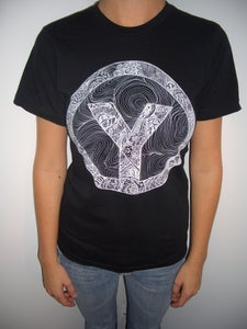 Image of Black/ White Logo T