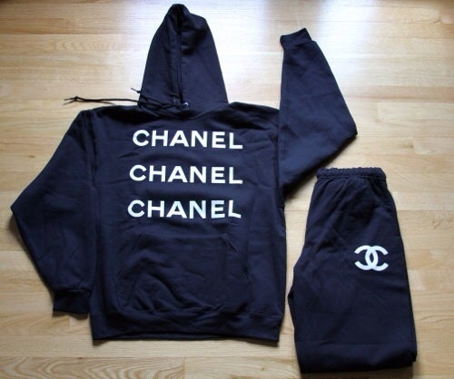 Image of CHANNEL SWEATSUIT