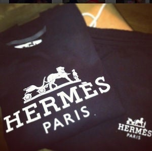 Image of HERMES SWEATSUIT