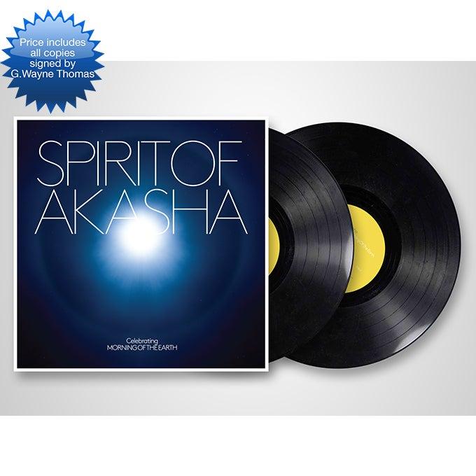 Image of SPIRIT OF AKASHA (2 LP) AUTOGRAPHED BY G.WAYNE THOMAS