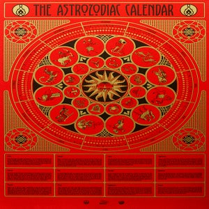 Image of The Astrozodiac Calendar