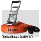 Image of 25m Maverick Slackline Set