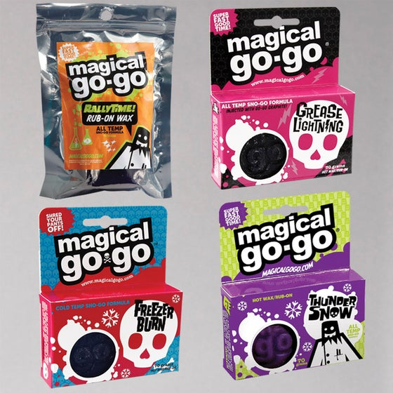 Image of Magical Go-Go Sno-Go