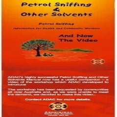 Image of  PETROL SNIFFING & OTHER SOLVENTS VHS VIDEO (GST Incl)