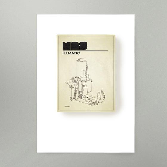 Image of Illmatic Art Print