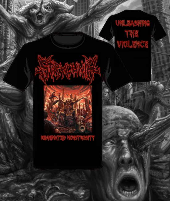 "Image of ""Monstrosity"" Shirt"