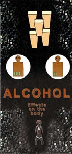 Image of SET OF THREE ALCOHOL LEAFLETS (GST Incl.)