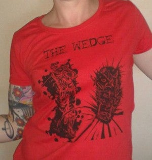 Image of T-Shirt The Wedge