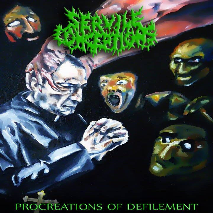 Image of Procreation Of Defilement EP