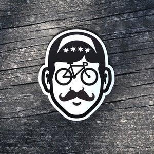 Image of Mr. Farthing Sticker